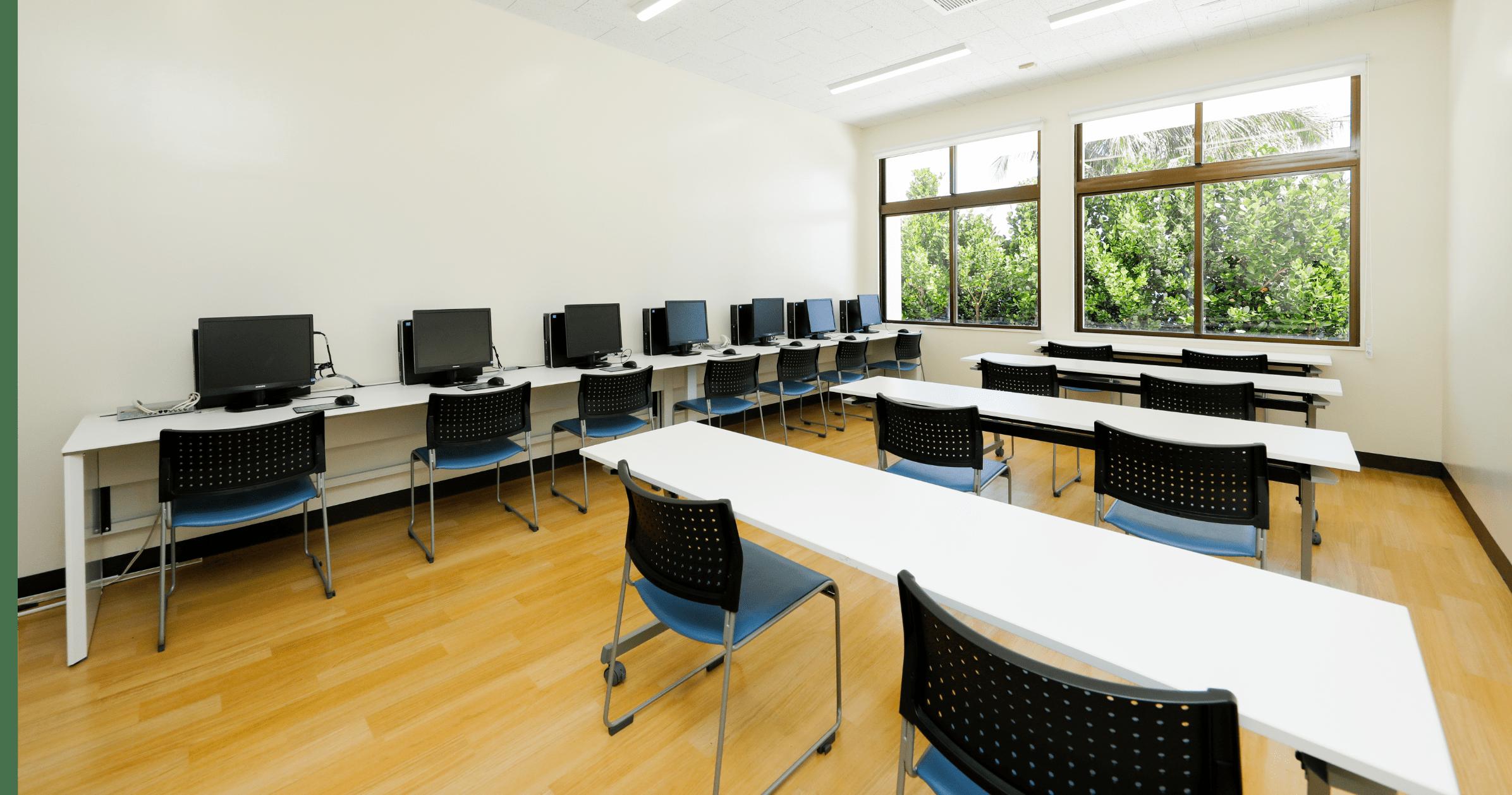 模擬学科教室
