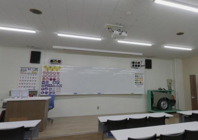 2F・第2教室