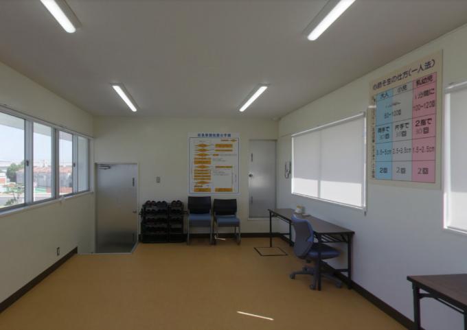 応急救護講習室