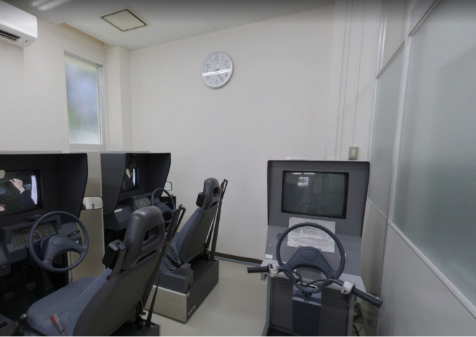 1F・模擬運転室